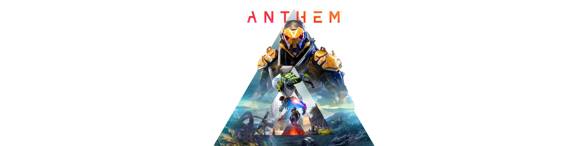 Anthem™ technical specifications for PCs