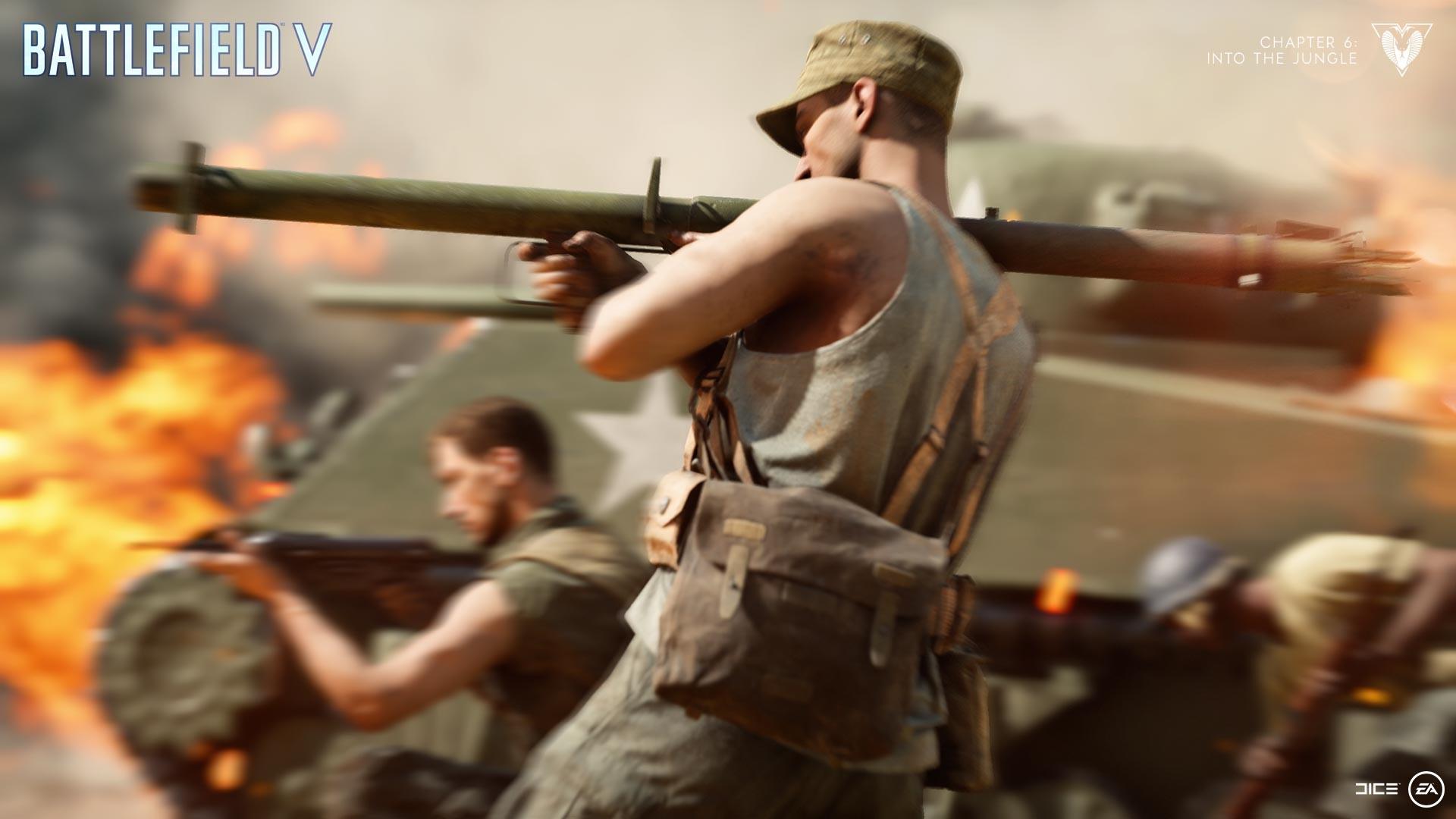 Battlefield V Free CD Key 1