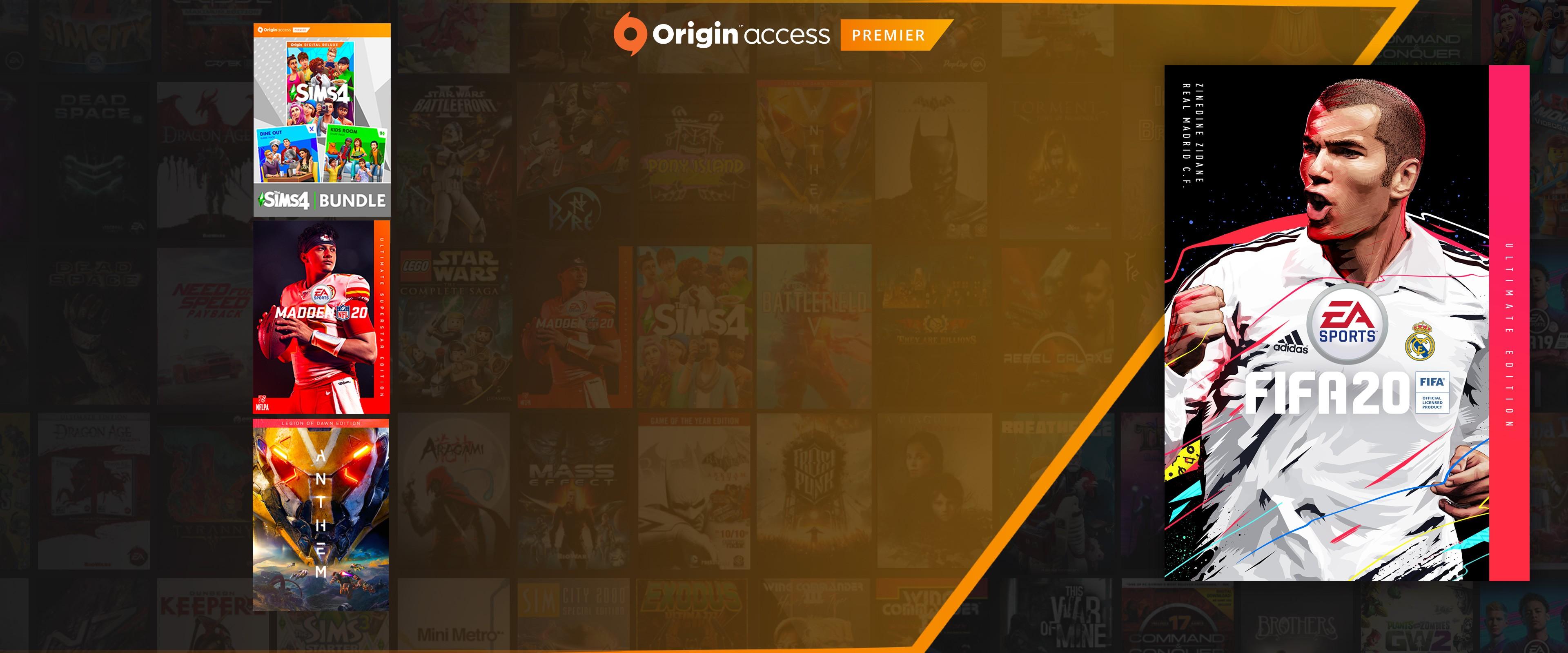 EA SPORTS™ FIFA 20 for PC | Origin