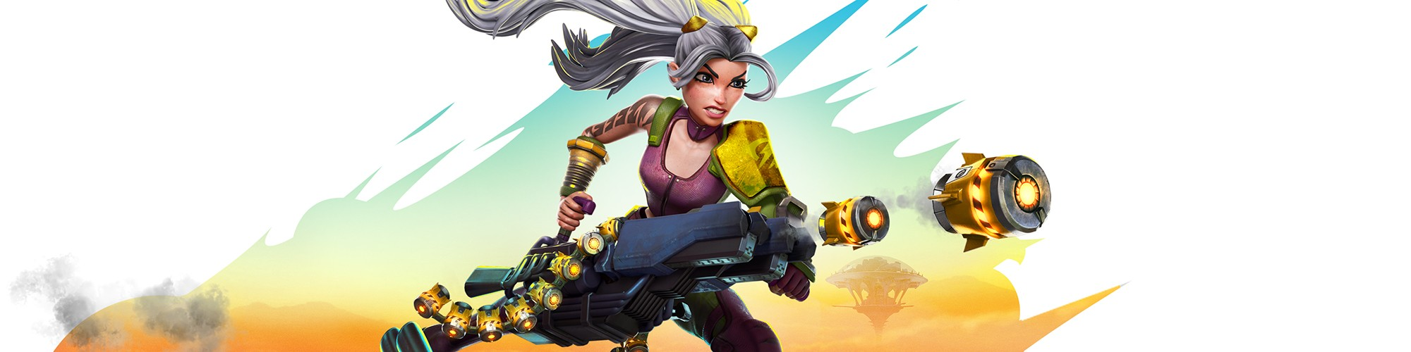 Rocket Arena technical specifications for PC