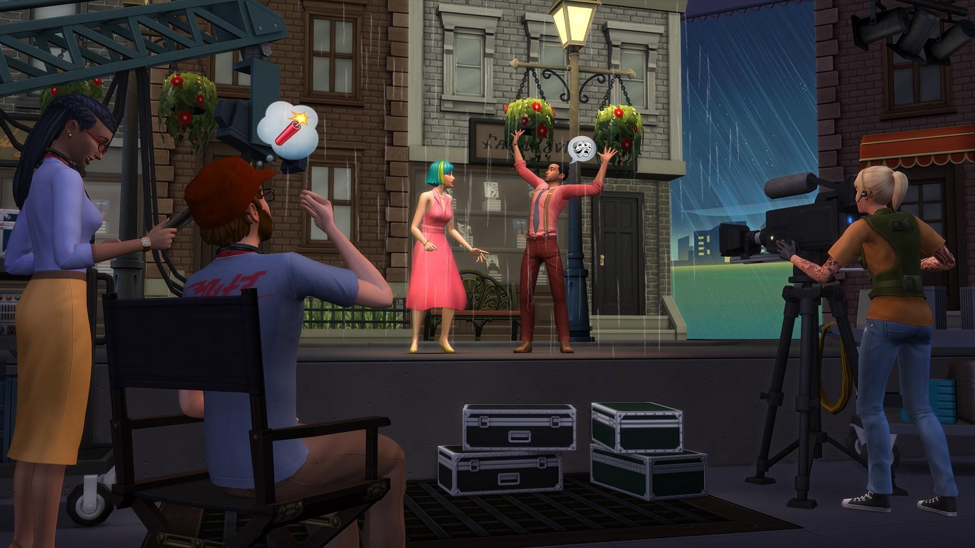 Sims ger dig nytt liv