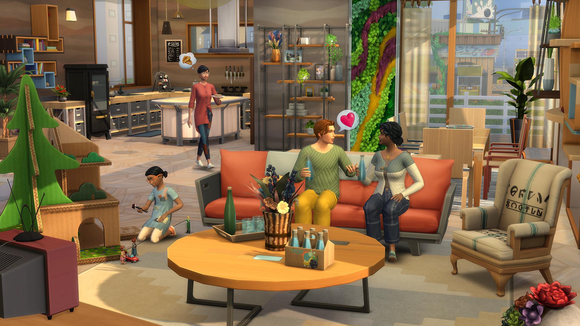 Die Sims™ 21 Nachhaltig leben für PC/Mac   Origin