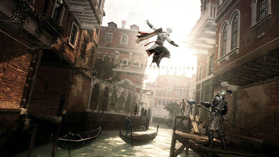 ผลการค้นหารูปภาพสำหรับ Assassin's Creed II