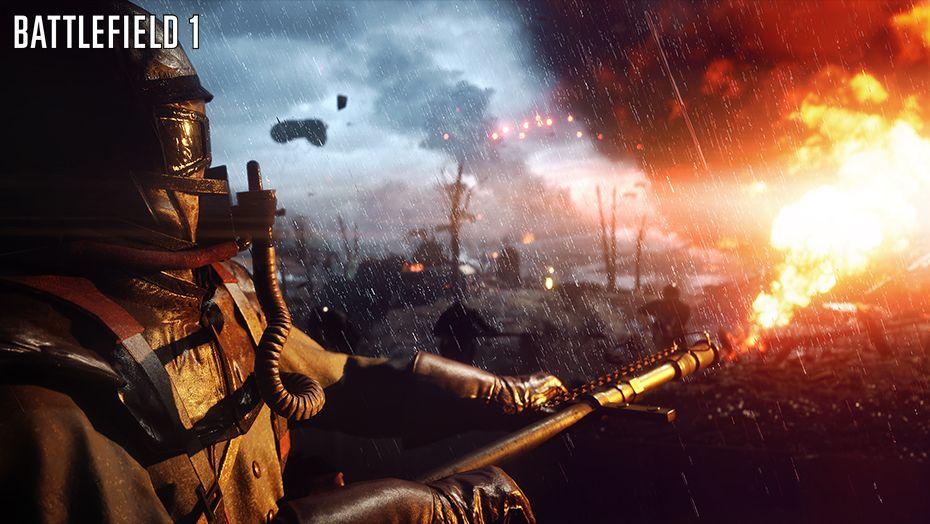 Скачать игру battlefield 1 через торрент