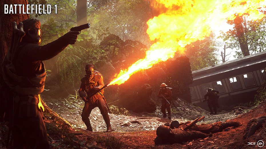 Battlefield 1 with Dolby Atmos Experience