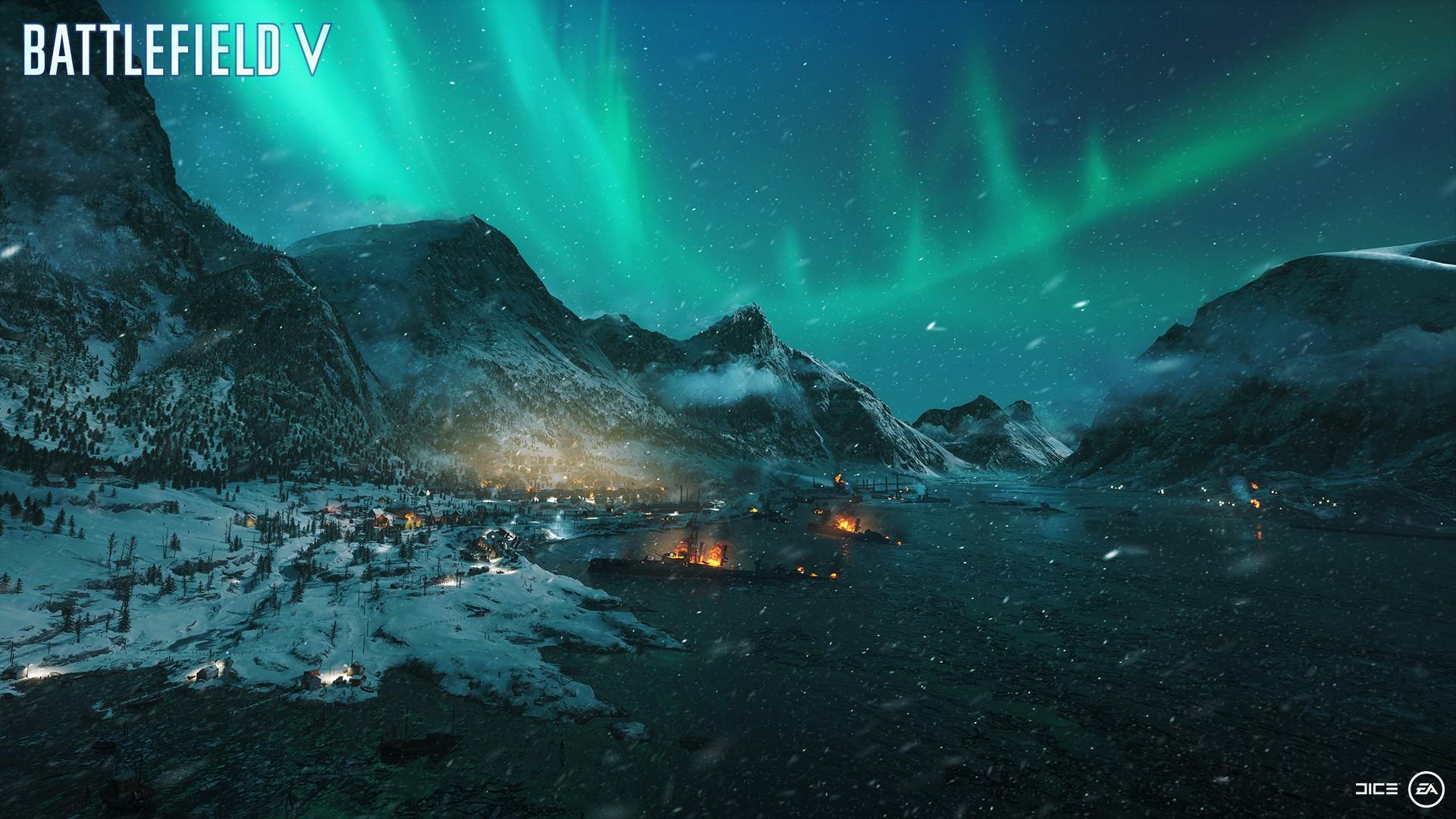 Download Wallpaper 1280x1280 Battlefield 4 Game Ea: Battlefield™ V For PC
