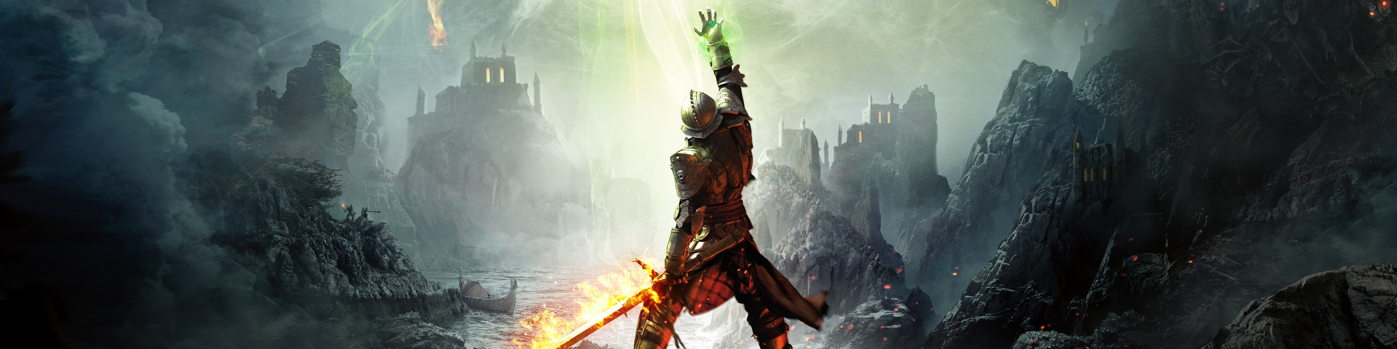 Dragon Age: Inquisition: Where To Find All Ten Dragons ...