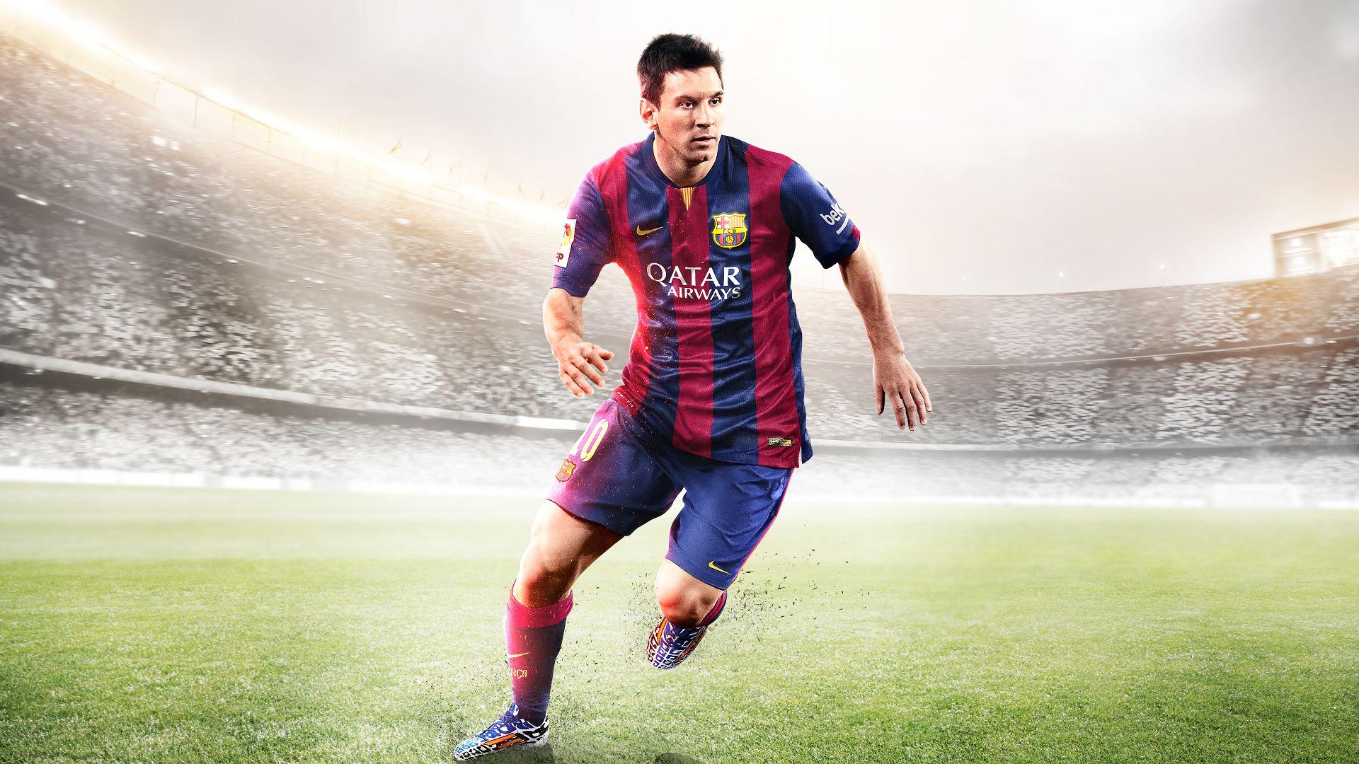 FIFA 15 (RUS|ENG|MULTI15) [RePack] от R.G. Механики