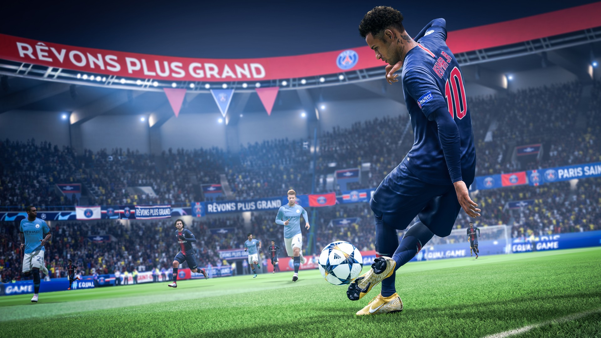 Fifa 19-CPY + CRACKFIX + LANGUAGE PACK – SKiDROW CODEX