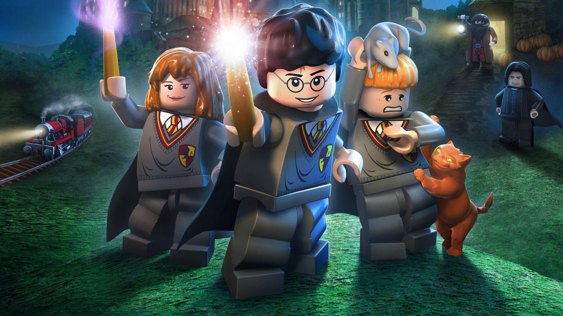 Resultado de imagem para lego harry potter 1-4