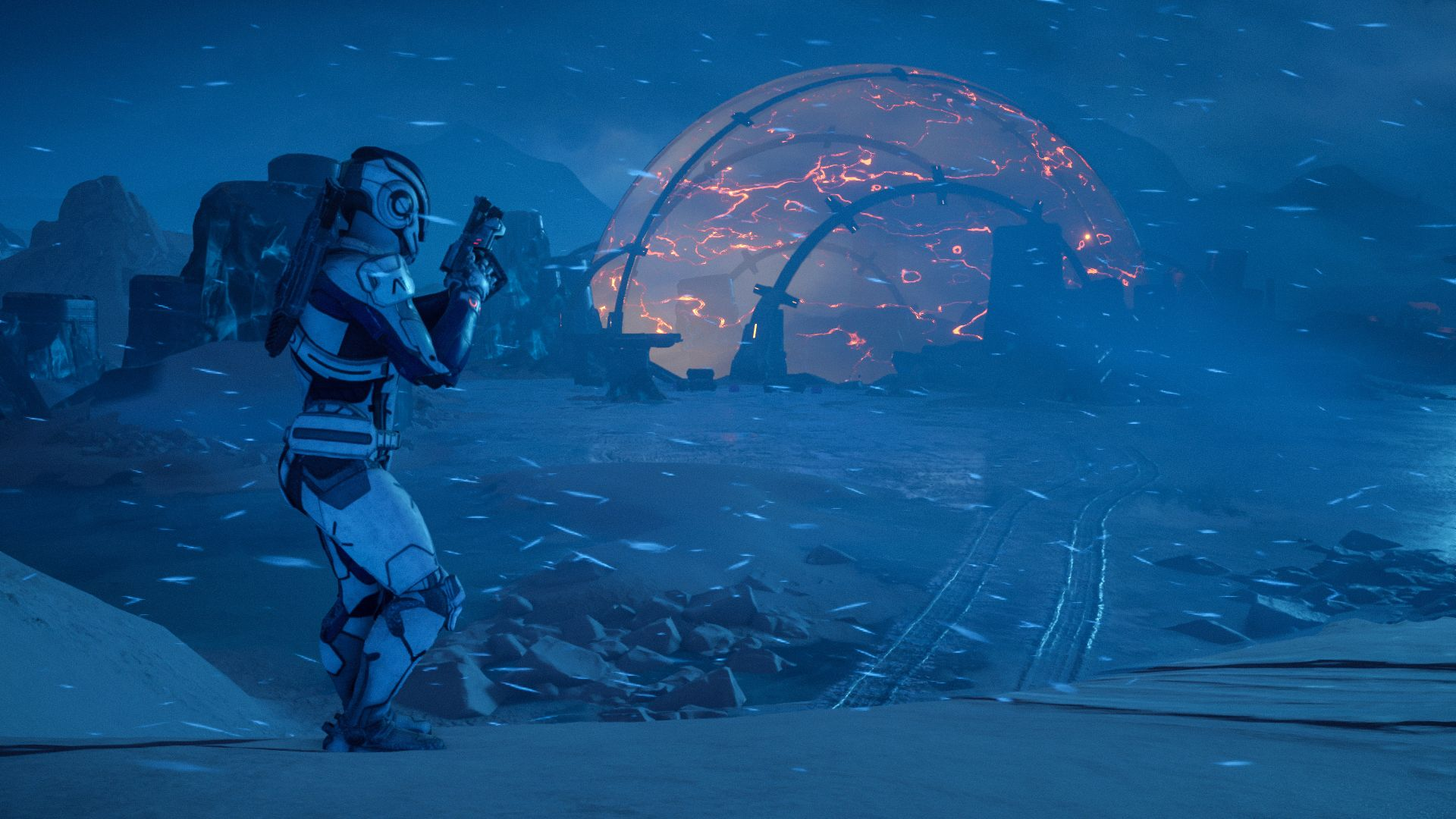 Mass Effect Andromeda For Pc Origin Game Ps4