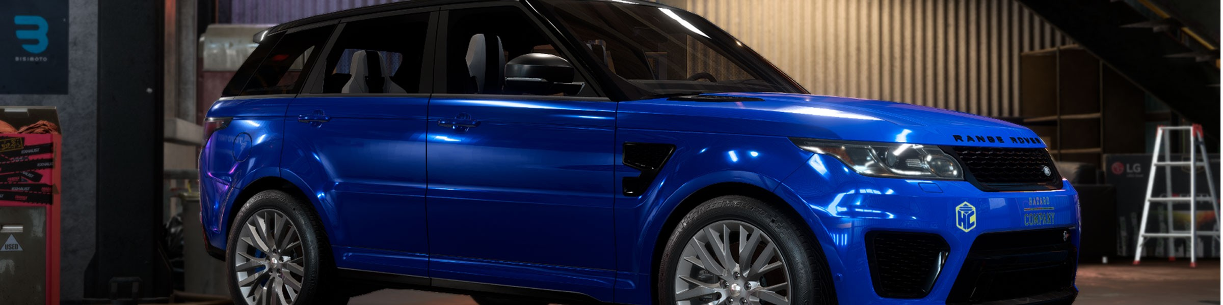 need for speed payback range rover sport svr f r pc origin. Black Bedroom Furniture Sets. Home Design Ideas