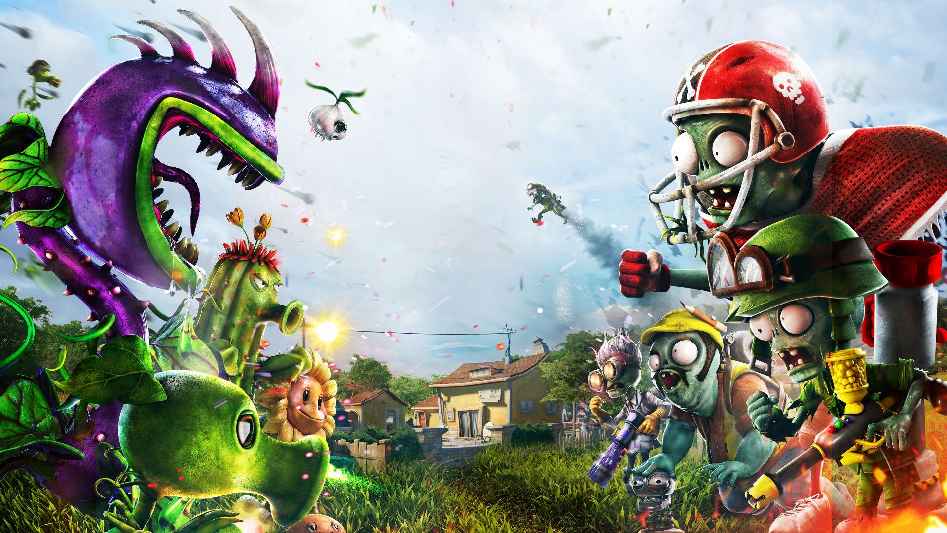 Plants vs zombies garden warfare for pc origin voltagebd Gallery