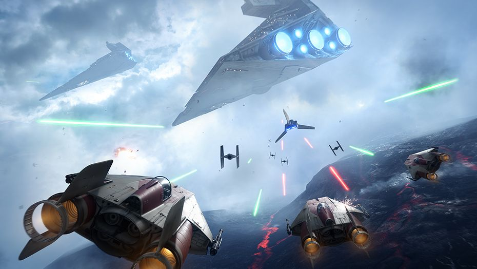 Star Wars Battlefront Ultimate Edition For Pc Origin