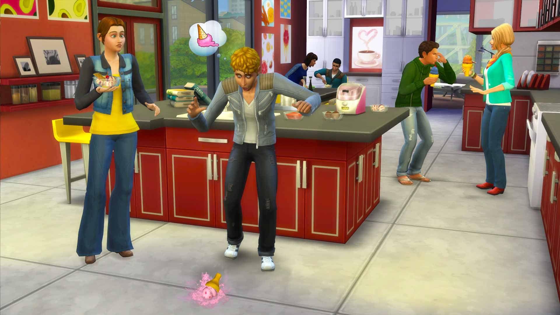 Die Sims™ 4 Coole Küchen-Accessoires
