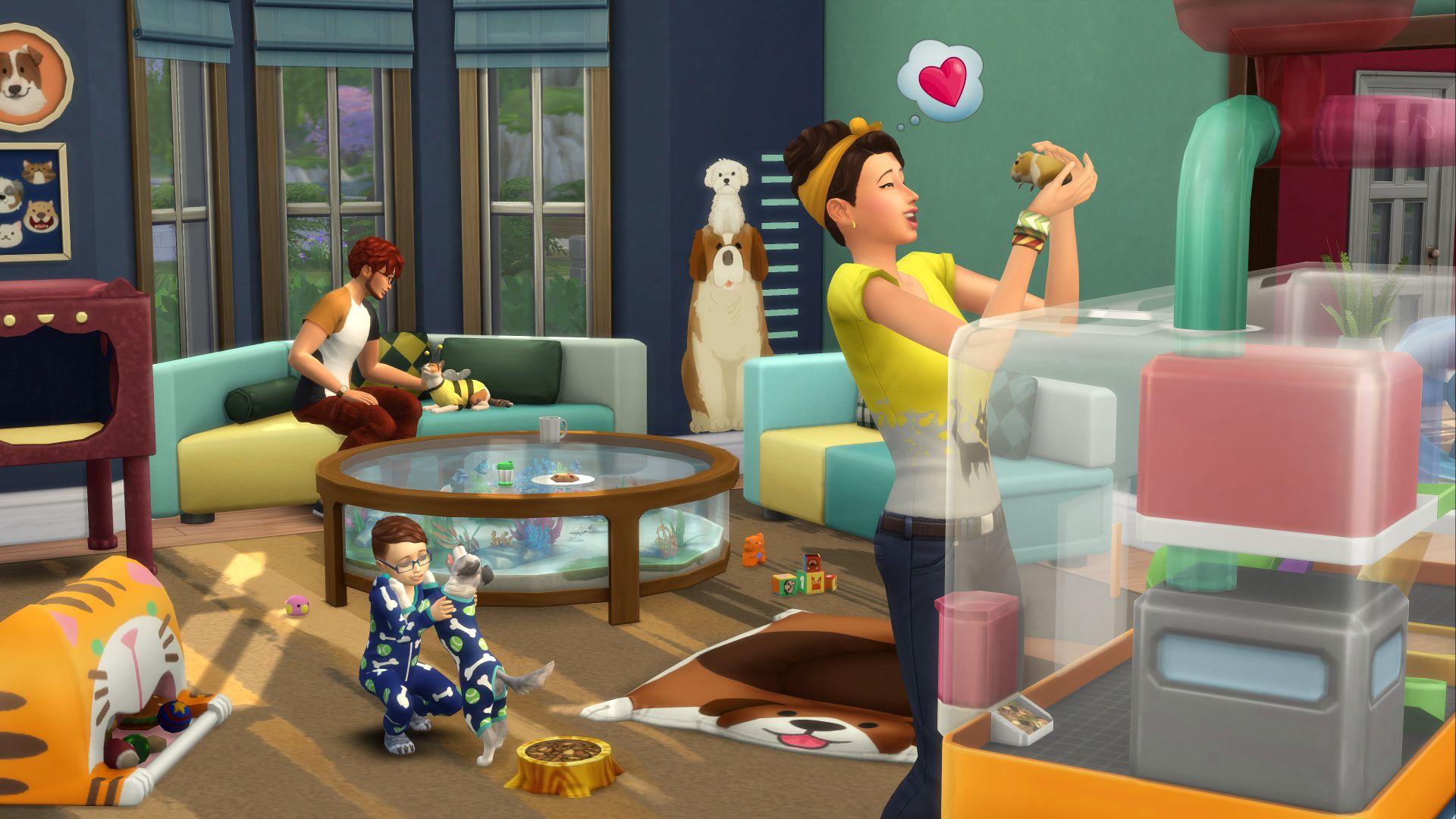 Die Sims™ 4 Mein erstes Haustier-Accessoires für PC/Mac   Origin