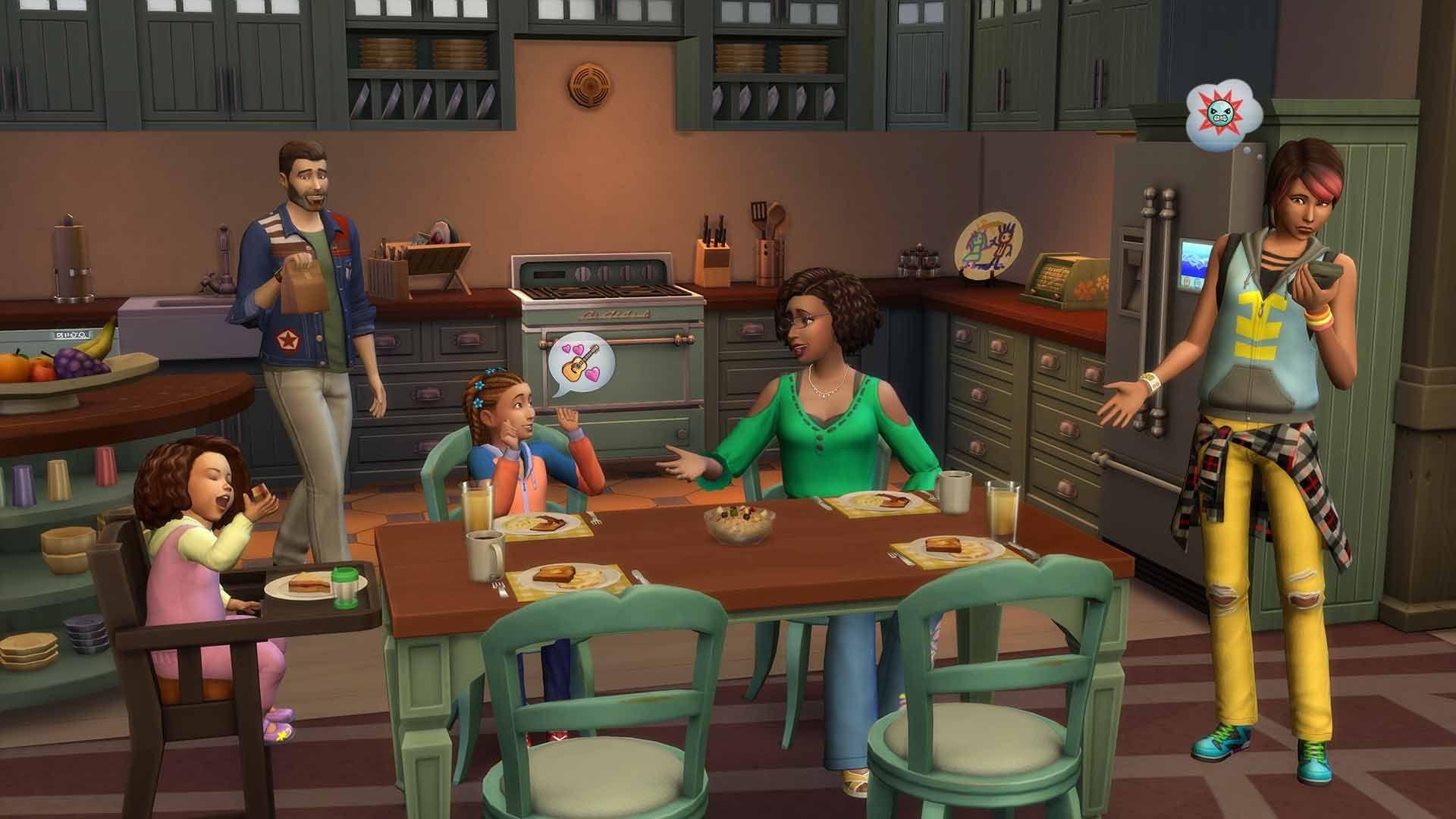 Купить The Sims™ 4 Родители