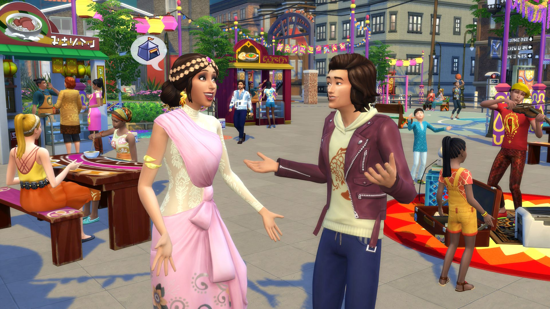 Download Game The Sims 4 PC