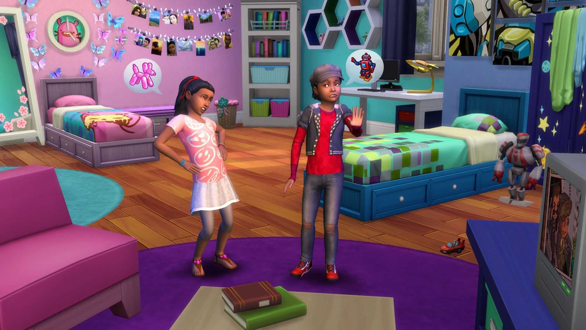 The Sims 4 Kids Room Stuff for PCMac Origin