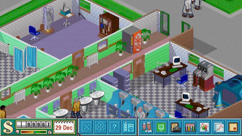 theme hospital for pc origin