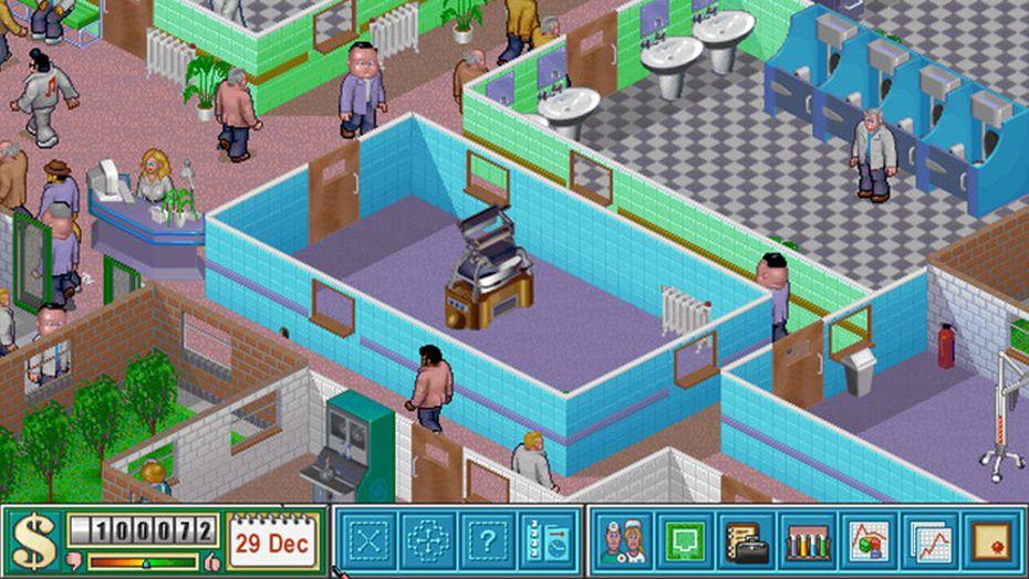Скачать бесплатно игру госпиталь на компьютер