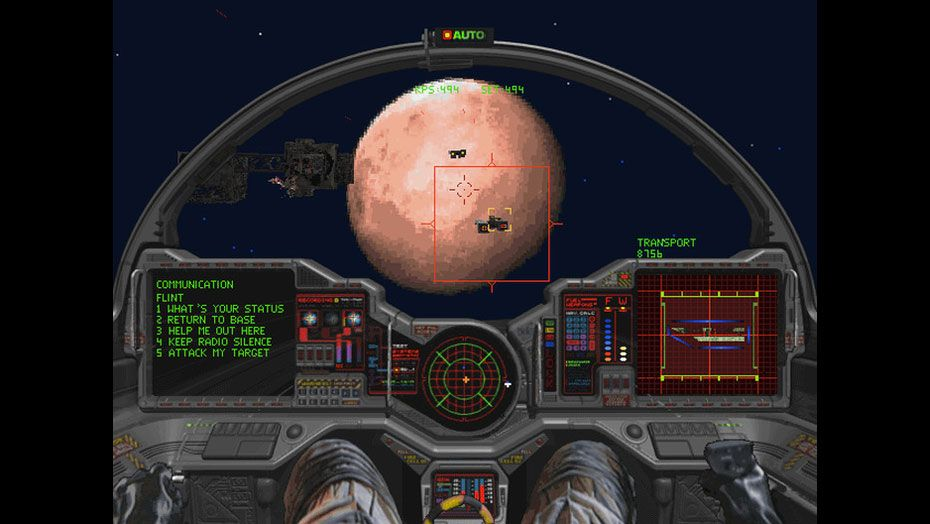 Wing Commander Iii Heart Of The Tiger For Pc Origin