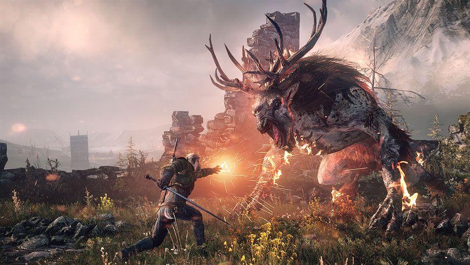 The Witcher III Wild Hunt downgrades