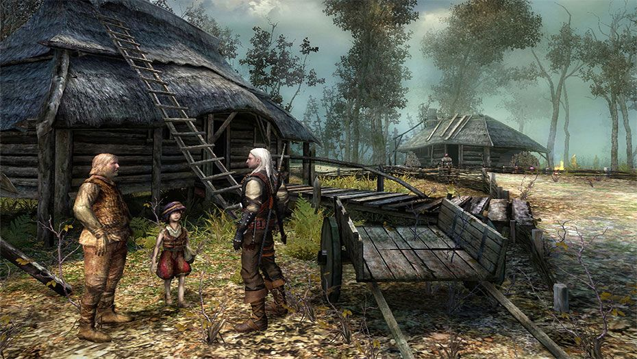 The Witcher: Enhanced Edition for PC | Origin