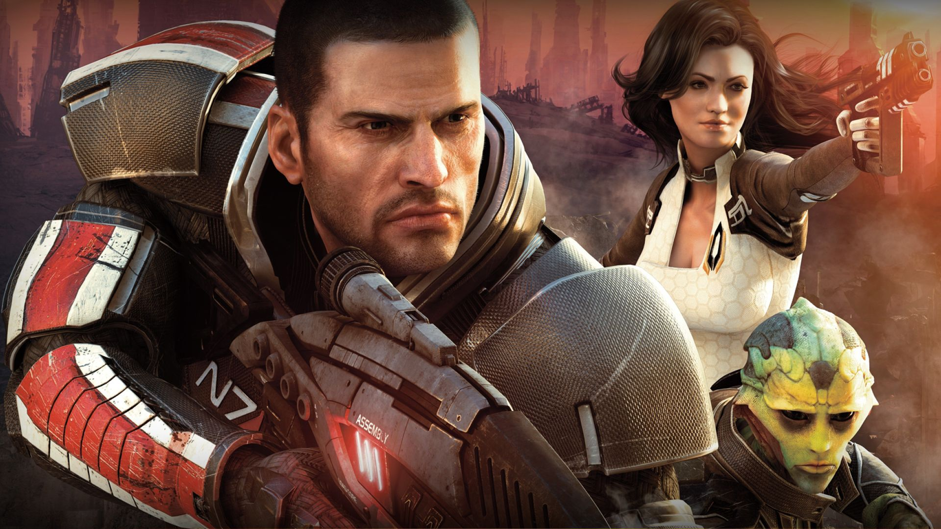 Mass Effect 2 Free for a limited time