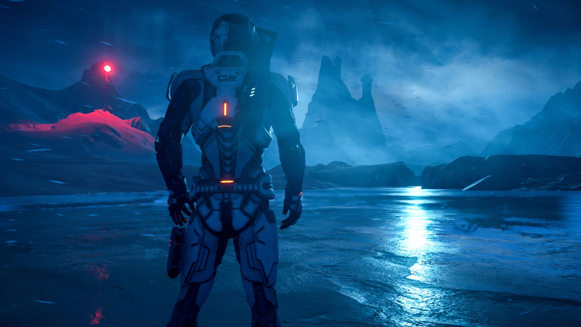 Mass Effect Andromeda v1.04-v1.05 Plus 19 Trainer-FLiNG