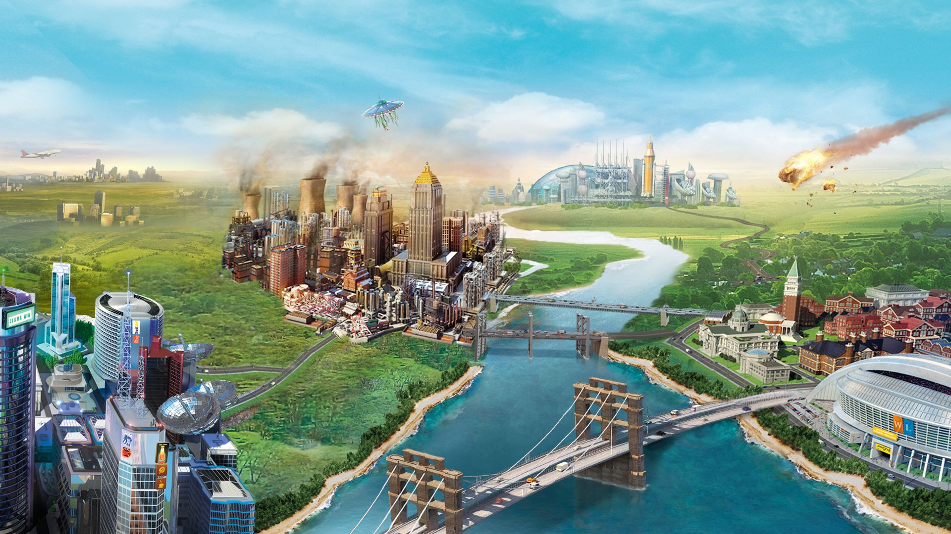 SimCity™ for PC/Mac | Origin