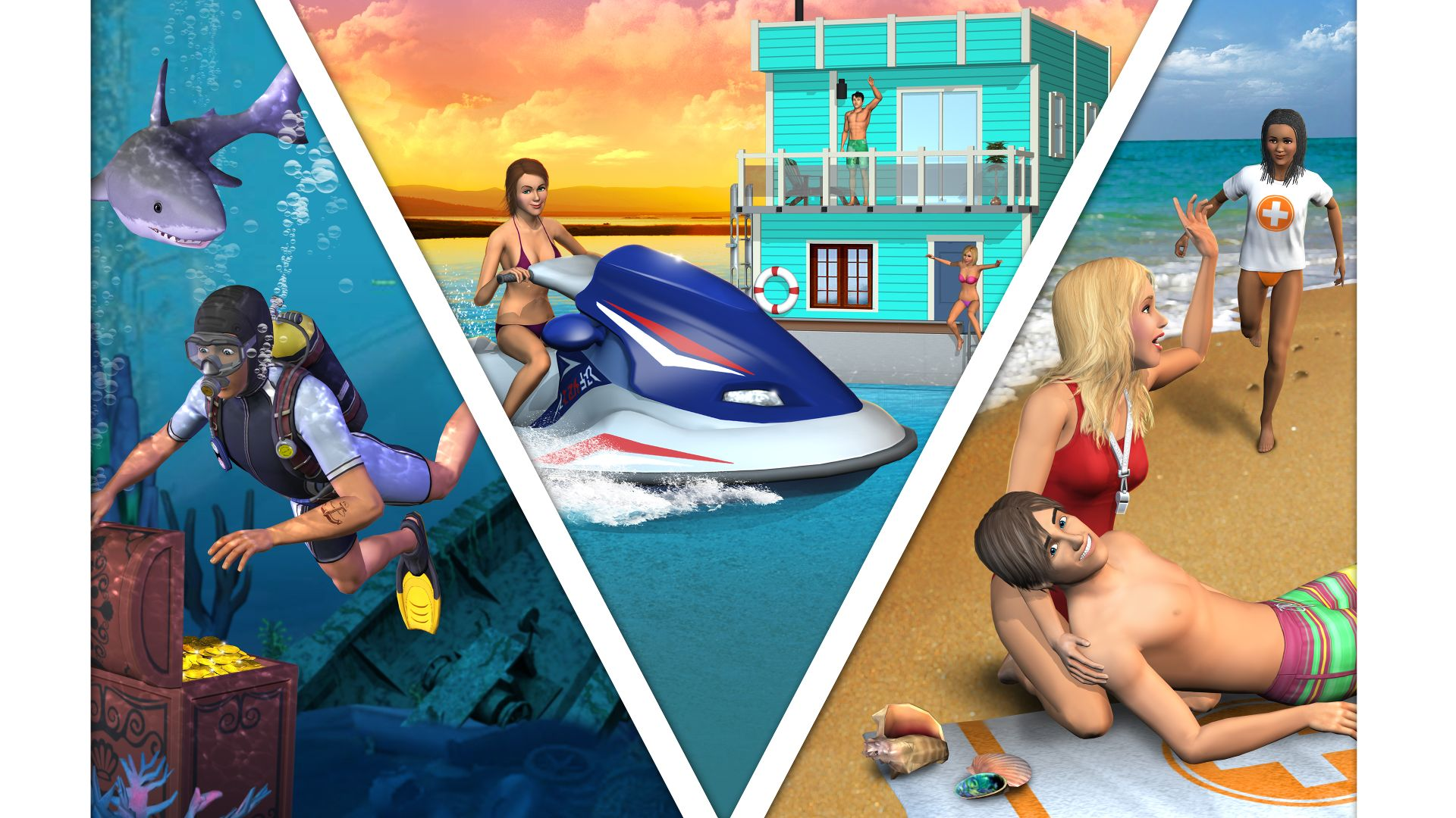 The sims 3 island paradise for pc mac origin for Sims 3 spielideen