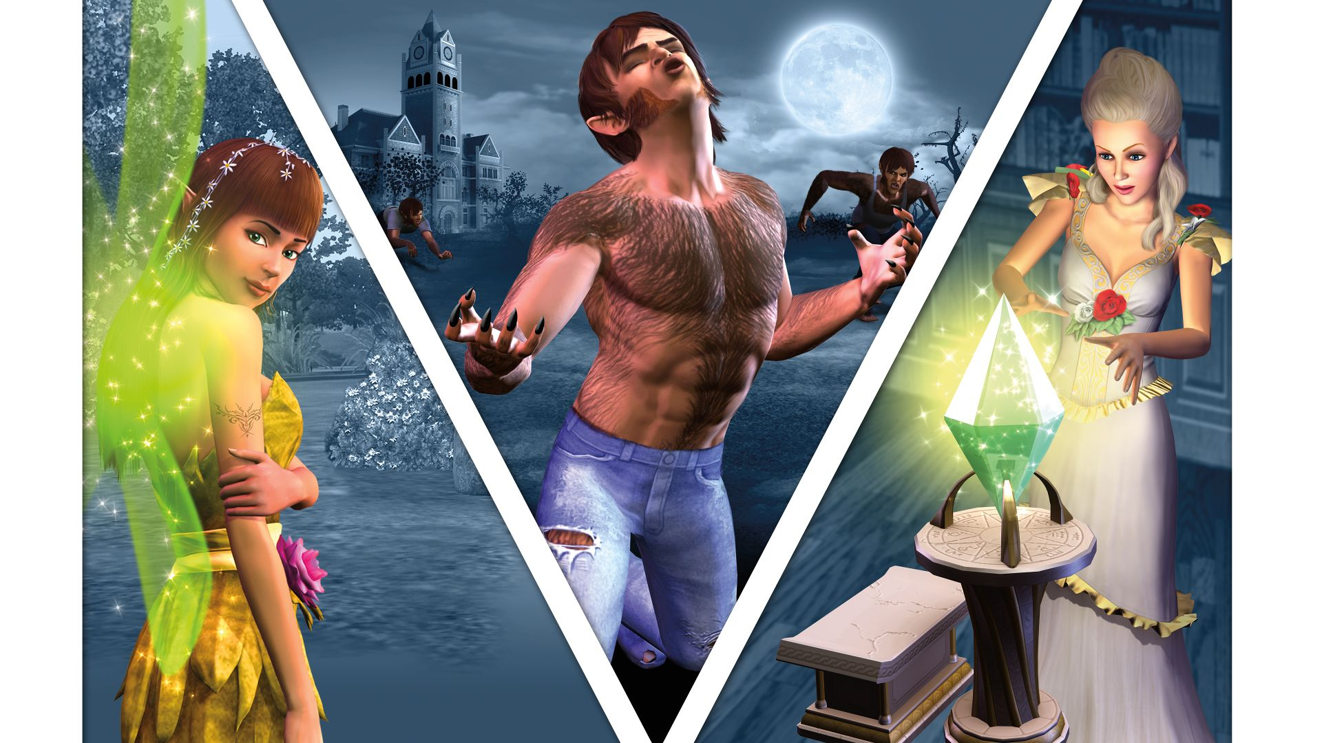 The sims 3 supernatural for pc mac origin for Sims 3 store torrent