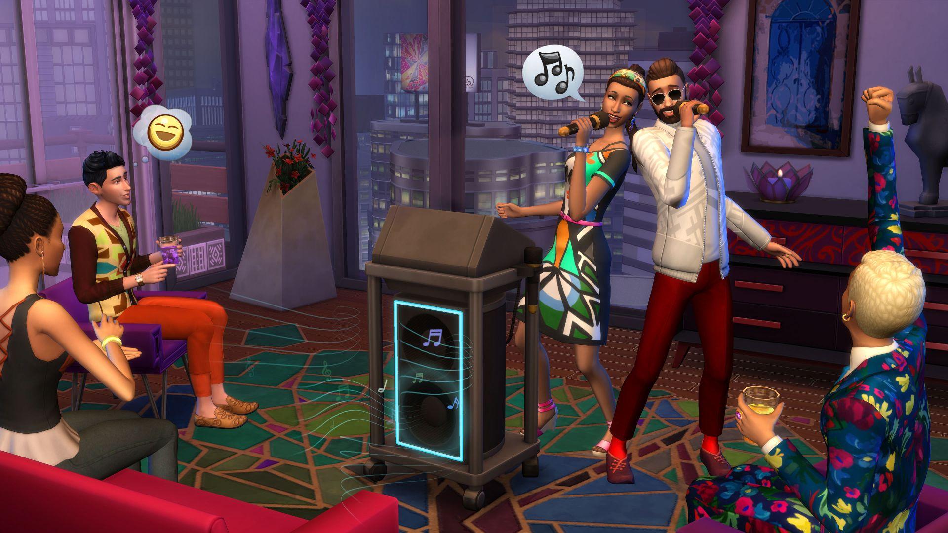 descargar Los Sims 4 Urbanitas