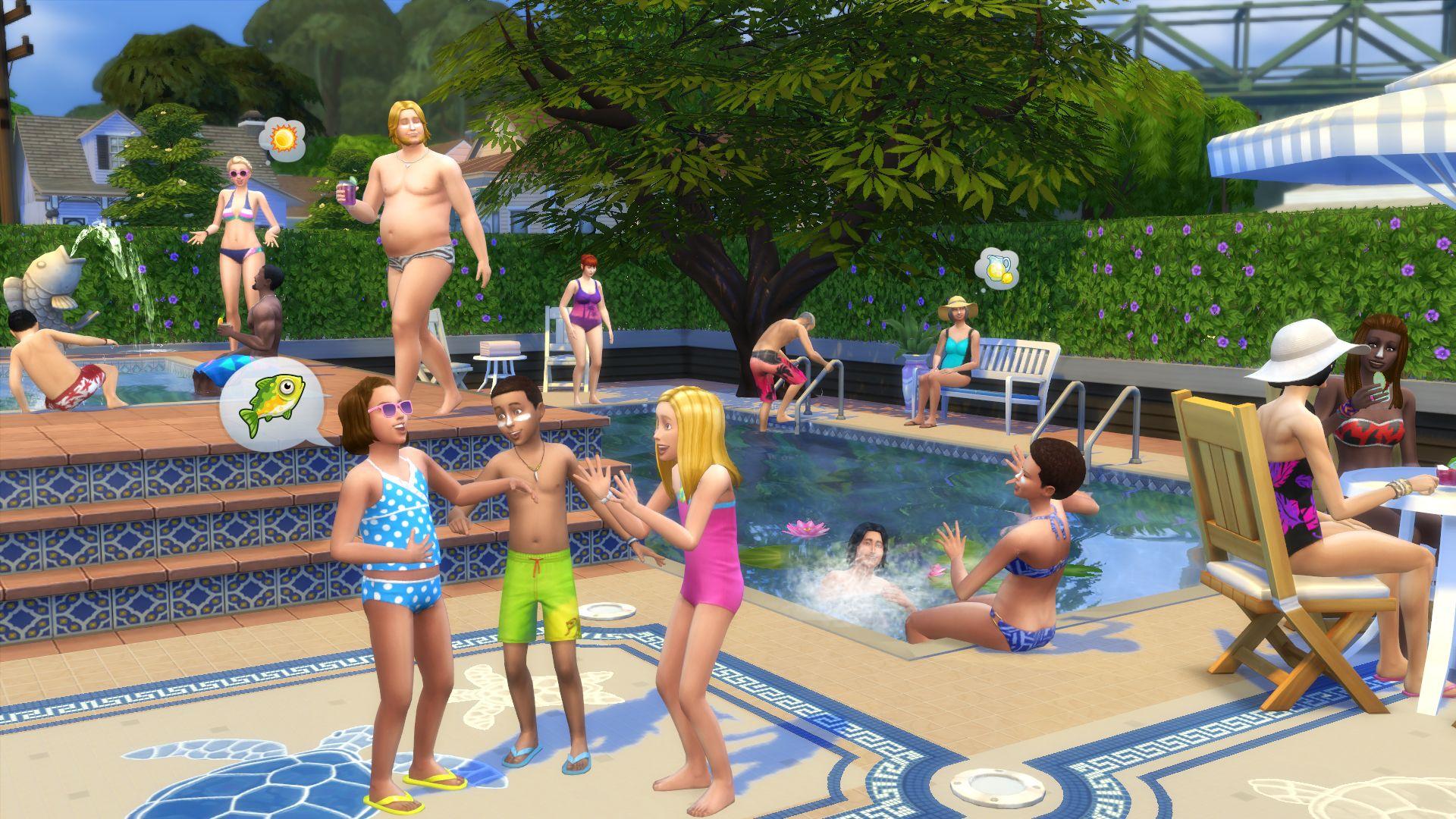 Los Sims 4 Digital Deluxe pc
